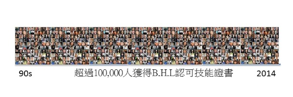IBHGU BHL Korea Beauty and Health License Association 100000