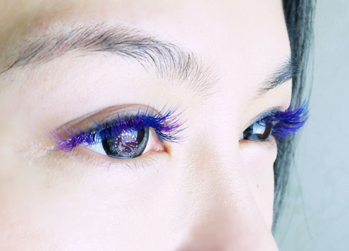 Taiwan JOVISA ROYALE COLOR LASHES