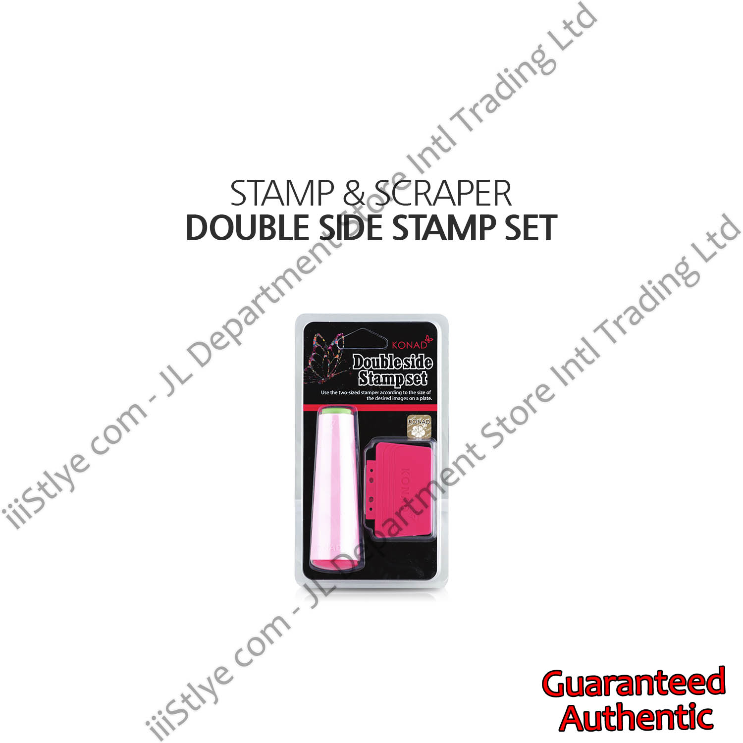 double side stamp set
