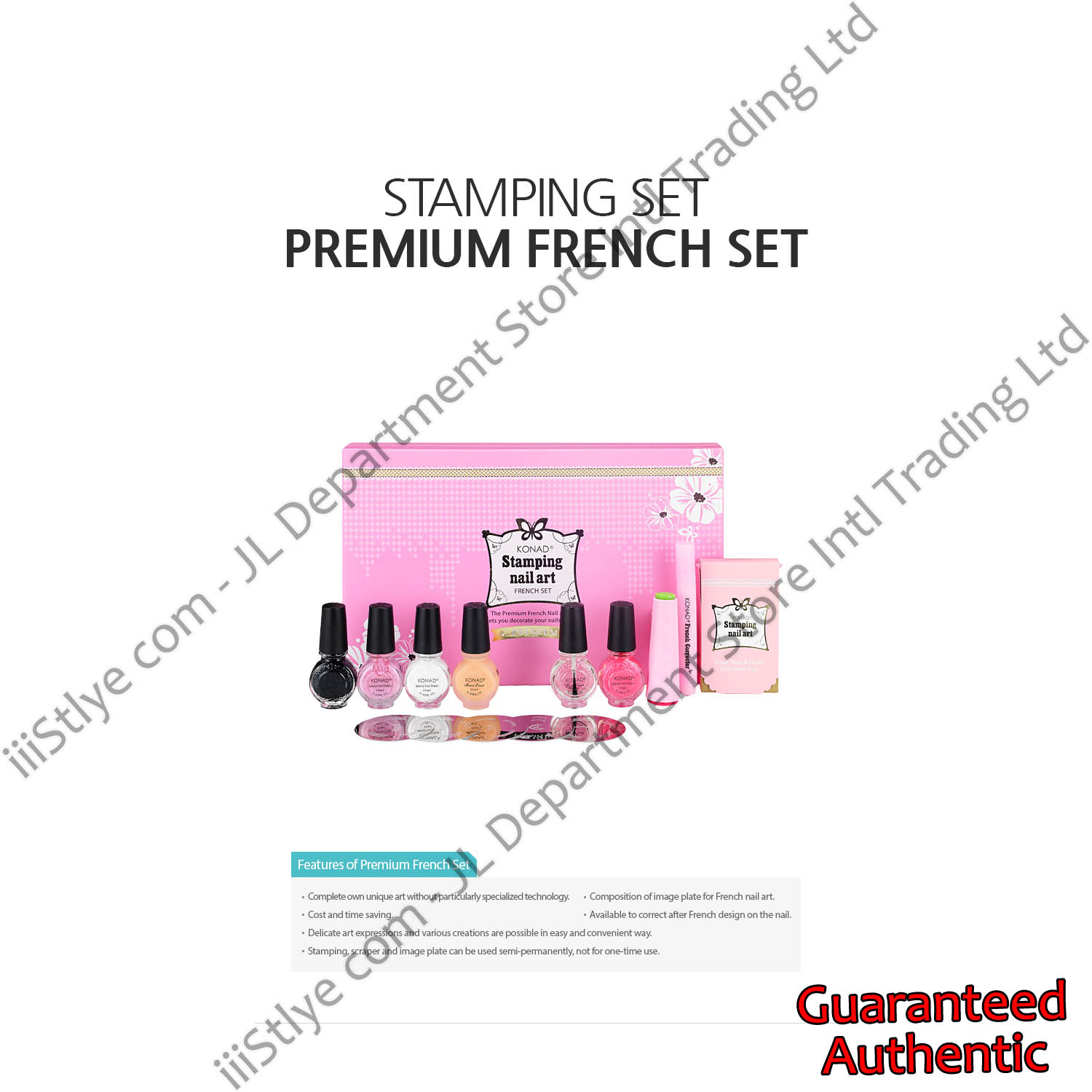 premium french set