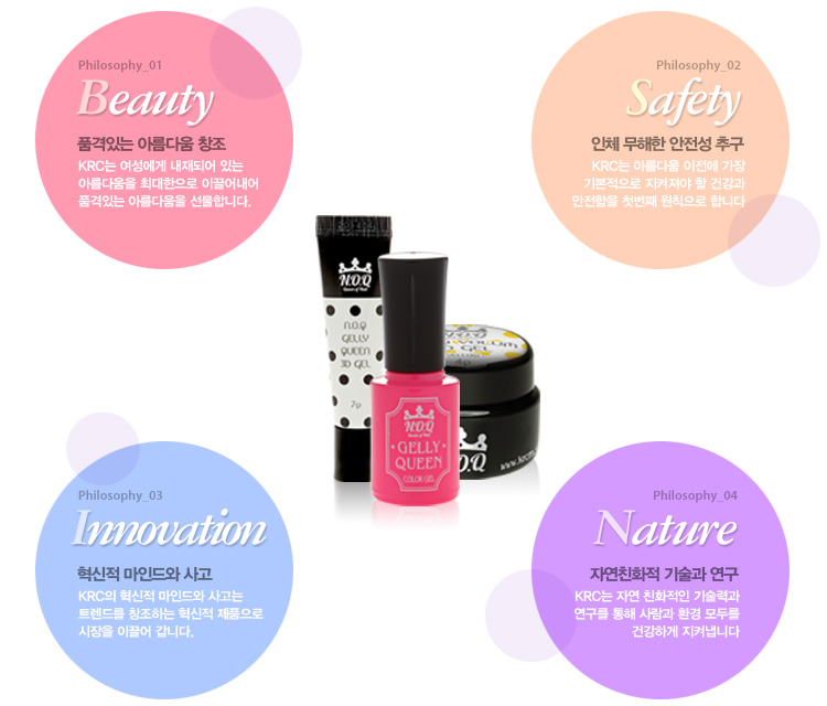 NOQ NAIL OF QUEEN BEAUTY SAFETY INNOVATION NATURE