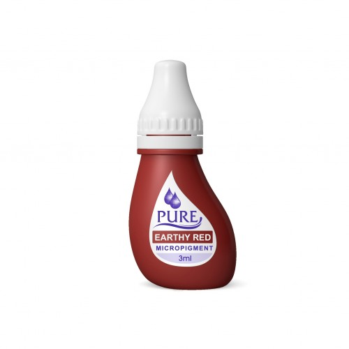 Biotouch Pure Earthy Red Pigment 3ml