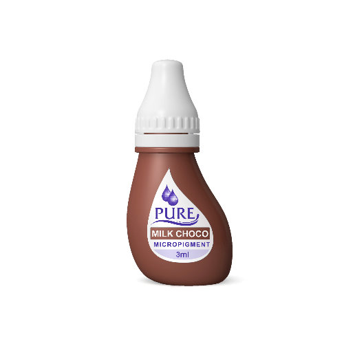 Biotouch Pure Milk Chocolate Pigments 3ml