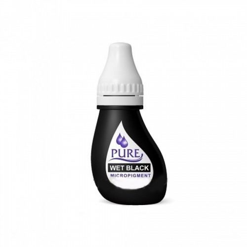 Biotouch Pure Wet Black Pigment 3ml