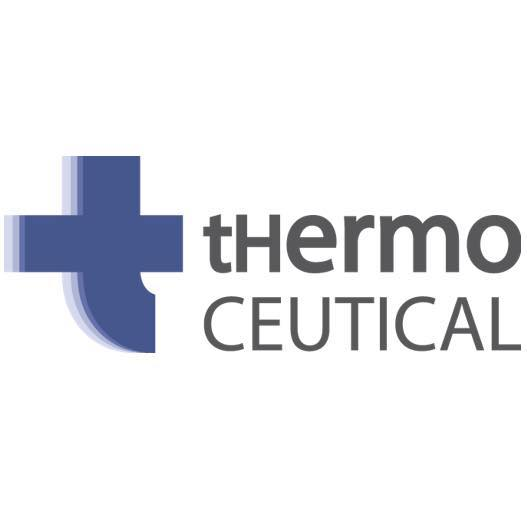 tHermoceutical brand identity 31 degree korea luster beauty international education and trianing academy iiistylecom logo